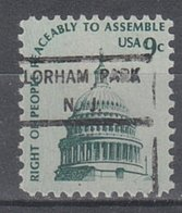 USA Precancel Vorausentwertung Preo, Locals New Jersey, Florham Park 825 - Vereinigte Staaten