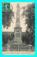 A801 / 637 45 - ARTENAY Monument Des Francais - Artenay