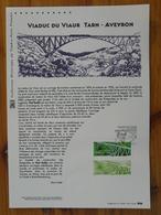 Document Officiel FDC 18-541 Viaduc De Viaur Tarn Aveyron 2018 - Puentes