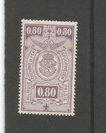 Timbres CHEMIN DE FER  TR 144XX - 1923-1941