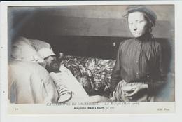 COURRIERES - PAS DE CALAIS - CATASTROPHE MINIERE DE MARS 1906 - LES RESCAPES - AUGUSTE BERTHON - Andere Gemeenten