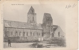 GATTEVILLE (  L,église Et Sa Vieille Tour Romane) ) - Sonstige Gemeinden