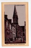- CHROMO AUX MODES NOUVELLES - B. BROCHET, PARIS - Port-Louis, Eglise Paroissiale - - Other
