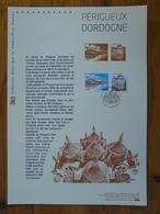 Document Officiel FDC 18-573 Périgueux 24 Dordogne 2018 - FDC