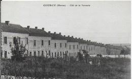 51-1- COURCY - CITE DE LA VERRERIE - Autres Communes