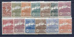 SAN MARINO 1921/1923 -CIFRE E VEDUTE  S.16  MNH** - Unused Stamps