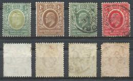 GRANDE BRETAGNE - EAST AFRICA & UGANDA 1912 - Oblitéré - Protettorati De Africa Orientale E Uganda