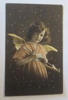 Neujahr, Engel, Bogen,    1917 ♥ (37521) - Angels