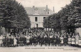 FERE CHAMPENOISE-51- ECOLE - Fère-Champenoise