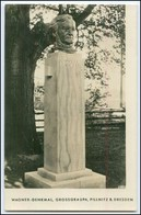 N8623/ Großgraupa  Pillnitz Dresden Richard Wagner Denkmal Foto AK 1936 - Dresden