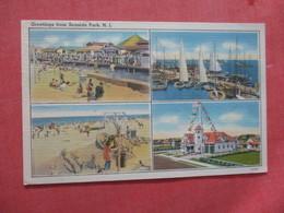 Multi View Greetings Seaside Park - New Jersey>  Ref 3894 - Vereinigte Staaten