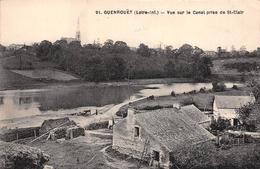 ¤¤   -   GUENROUET   -   Vue Sur Le Canal Prise De Saint-Clair   -  ¤¤ - Guenrouet