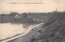 ¤¤   -   GUENROUET   -   Vue Prise Du Coteau  Saint-Clair   -  ¤¤ - Guenrouet