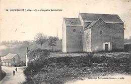¤¤   -   GUENROUET   -   Chapelle Saint-Clair   -  ¤¤ - Guenrouet