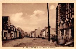 ¤¤   -   GUENROUET   -   Place De L'Eglise    -  ¤¤ - Guenrouet