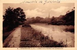 ¤¤   -   GUENROUET   -   L'Isac Et Le Rocher De Coëtmeleuc  -  ¤¤ - Guenrouet