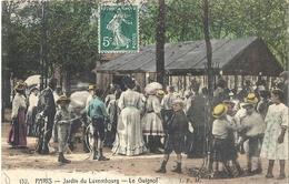 CPA Paris Jardin Du Luxembourg Le Guignol - Arrondissement: 06