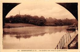 ¤¤   -   GUENROUET   -   La Rivière Vue Sous Le Pont Saint-Clair    -  ¤¤ - Guenrouet