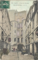 CPA Paris Cour Du Dragon Rue De Rennes - Arrondissement: 06