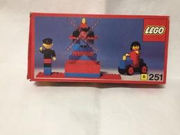 LEGO 251 VINTAGE SOLO SCATOLA BOX NO ISTRUZIONI. - Lego