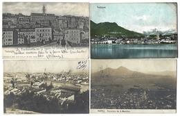 ITALIE - Lot De 36 CPA - Années 1900-1910 - Toutes Régions - Italie
