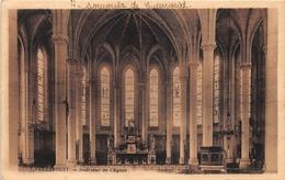 ¤¤   -   GUENROUET   -   L'Intérieur De L 'Eglise    -  ¤¤ - Guenrouet