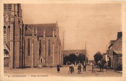 ¤¤   -   GUENROUET   -   Place De L 'Eglise    -  ¤¤ - Guenrouet