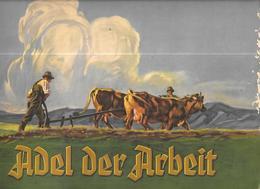 GF977 - BILDER ALBUM - ADEL DER ARBEIT - Albums & Catalogues