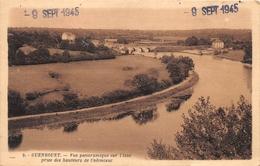 ¤¤   -   GUENROUET   -   Vue Panoramique Sur L'Isac Prise Des Hauteurs De Coëtmleuc -  ¤¤ - Guenrouet