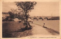 ¤¤   -   GUENROUET   -   Le Halage Et Le Pont De Saint-Clair    -  ¤¤ - Guenrouet