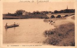 ¤¤   -   GUENROUET   -   L'Isac Et Le Pont De Saint-Clair    -  ¤¤ - Guenrouet