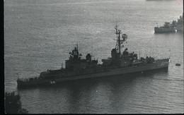 D D 821 -- JOHNSTON --- Villefranche 24 - 12 - 69 - Barche