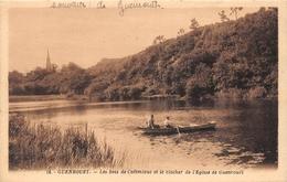 ¤¤   -   GUENROUET   -   Les Bois De Coëtmleuc Et Le Clocher De L'Eglise    -  ¤¤ - Guenrouet