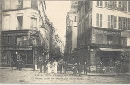 CPA Paris Rue Du Dragon X Maison Habitée Par Victor Hugo - Arrondissement: 06
