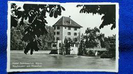 Hotel Schlösschen Wörth Neuhausen Am Rheinfall Switzerland - SH Schaffhouse