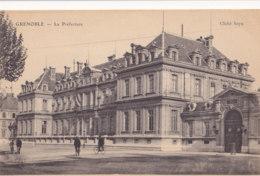 Grenoble (38) - Lot De 10 Cartes - Format 9x14 - Toutes Scannées - Grenoble