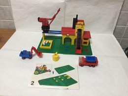 LEGO Vintage LEGOLAND Cava Di Carico Set, Nº 360, 1974 Con Istruzioni No Box. - Lego