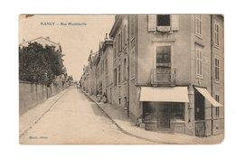 NANCY (54) - Rue Montreville - Nancy