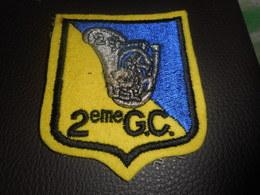 Patch Militaire : 2 Eme Groupe De Chasseurs - Patches