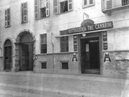 """01357 """"TORINO 1960 - VIA SCUOLE 15 (VIA BLIGNY) - BOTTIGLIERIA TRE CANARINI - BIRRA METZGER"""" FOTOGR. ORIGINALE - Places"""