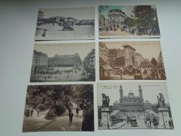 Lot De 60 Cartes Postales De France  Paris   Lot Van 60 Postkaarten Van Frankrijk  Parijs  - 60 Scans - Postkaarten