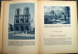 1945 Paris - A. De Montgon Ill. Coul. Carlier 48 Ph. Sepia Bleu F. Nathan - 1801-1900