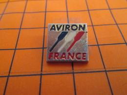 2619 Pin's Pins / Belle Qualité Et Rare / THEME SPORTS : AVIRON FRANCE - Rowing
