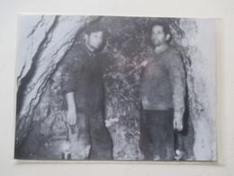 Mine De Sel De BEX (Suisse) Mineurs   -  Coupure De Presse De 1960 - Documenti Storici
