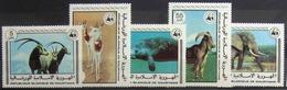 MAURITANIE                      N° 386/391                      NEUF** - Mauritanie (1960-...)