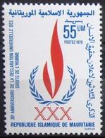 MAURITANIE                      N° 405                      NEUF** - Mauritanie (1960-...)
