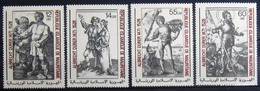 MAURITANIE                      N° 409/412                      NEUF** - Mauritanie (1960-...)