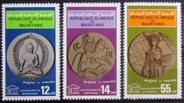 MAURITANIE                      N° 415/417                      NEUF** - Mauritanie (1960-...)