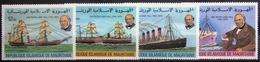 MAURITANIE                      N° 418/421                      NEUF** - Mauritanie (1960-...)
