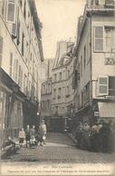 CPA Paris Rue Cardinale - Arrondissement: 06